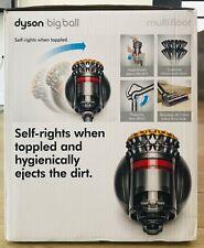NEW Dyson Big Ball Multi Floor Canister Vacuum   Yellow/Iron   Full Warranty