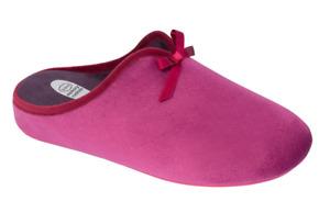 New Scholl Rachele Mule Slippers in Fuchsia Pink UK4 EU37 RRP £47