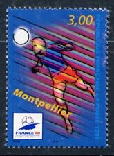 STAMP / TIMBRE FRANCE NEUF N° 3011 ** SPORT / COUPE DU MONDE DE FOOTBALL 1998