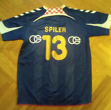 David Spiler  Jersey Match Worn Handball club RK Zagreb Croatia Osiguranje