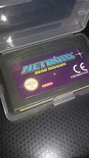 Metroid Zero Mission - Nintendo GBA Spiel