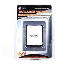 GGS PROTECTOR PANTALLA CRISTAL para Canon G11 G12 -ENVIO GRATIS