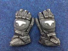 RUKKA argosaurus gants Gore-tex cuir noir ex-display - Size 9 (moyen)