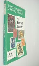 Stanley Gibbons Austria & Hungary Stamp Catalogue Part 2 1979 First Edition