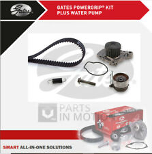 Timing Belt & Water Pump Kit fits HONDA CIVIC Mk7 1.6 01 to 05 Set Gates Quality