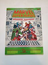 "TSR Marvel Super Heroes, Official Game Adventure # 6854 ""Avengers Assembled"""