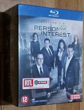 Person Of Interés Serie Completa Temporadas 1/2/3/4 / 5 Blu-Ray Caja Set Nuevo