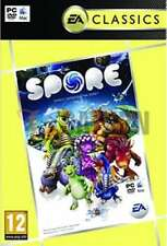 SPORE CLASSICS  - PC DVD - New & Sealed