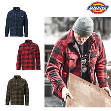 Dickies Portland Men's Shirt (SH5000) - Safety Casual Workwear Polyester Fleece