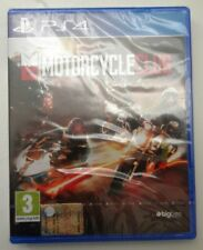 MOTORCYCLE CLUB PS4 SONY PLAYSTATION 4 NUOVO