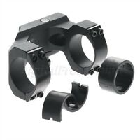 6061 Aluminum Alloy Dual Ring Scope Mount For Rifle Hunting Gun Pistol Mount Sco