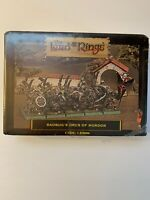 Harlequin Miniatures Lord of the Rings Radbug's Orcs Of Mordor Rare New