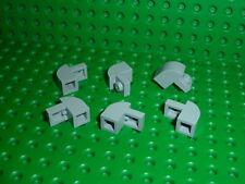 6 x MdStone Brick curved 6091 LEGO / set 10211 10133 10191 8654 10179 10187 4504