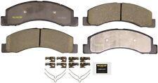 Disc Brake Pad Set-Total Solution Ceramic Brake Pads Front Monroe CX824