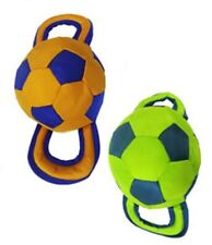 Official Lazy Bones SOFT FOOTBALL TUG TOY FOR DOGS - LB-0600