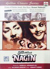 Nagin - Vyjayanthimala Pradeep Kumar - Hindi Movie DVD Region Free English Subt