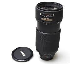 Nikon AF ed Nikkor 80-200mm f/2.8 lens