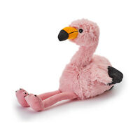 Intelex Warmies Flamingo Cozy Plush Microwaveable Heatble Soft Toy