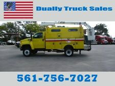 2005 Chevrolet Cable Splicing Boom Truck