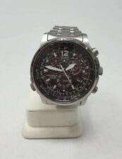 Citizen Promaster Eco-Drive Radio Controlled W.R 20 Bar Sapphire Watch