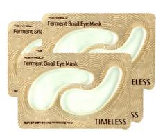 [TONYMOLY] Timeless Eye Mask Ferment Snail Eye Mask / 4 pcs