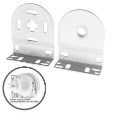 32mm Metal Universal Roller Blind Repair Fitting Kit Set Brackets Spare Parts