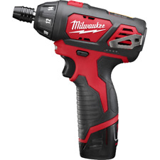 Milwaukee 2401-22 M12 12-Volt Cordless Hex Screwdriver Kit