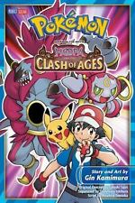 Pokemon the Movie: Hoopa and the Clash of Ages-ExLibrary