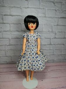 OOAK Vintage Ideal Tammy doll Rewigged Rescue 10