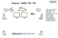 FORD TAURUS 1992 1993 1994 1995 DASH TRIM KIT a