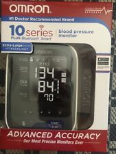 NEW in Box Omron BP786 10 Series Wireless Upper Arm Blood Pressure Monitor