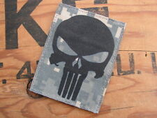 """SNAKE PATCH - """" PUNISHER """" écusson ACU DIGITAL US airsoft COS félin seal OPEX FS"""