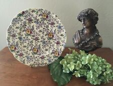 """Johnson Brothers OLD ENGLISH CHINTZ Dinner Plate 10"""""""