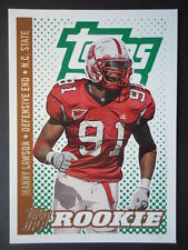 NFL 143 Manny Lawson San Francisco 49ers Topps Rookie 2006