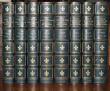 1847 Louis XIV Francis 1st Marie de Medicis Miss Pardoe 8 Vols Sotheran Binding