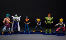 6PCS/SET DRAGON BALL Z SET OF 6PCS PVC FIGURES TOYS COLLECTION ANIME DOLL