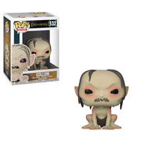 "Funko POP! MOVIES: THE LORD OF THE RINGS ~ GOLLUM #532 VINYL FIG ~ 3.75"" ~ NIB"