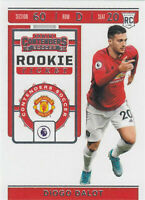 2019 20 Chronicles Soccer Contenders Rookie Ticket #RT-25 Diogo Dalot Man Untd