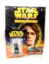 Star Wars Deagostini Anakain Skywalker Die-cast Figurine figure Magazine Sealed