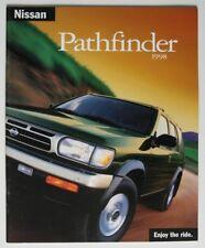 NISSAN PATHFINDER 1998 dealer brochure - English - Canada - ST2003000918