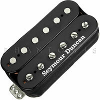 Seymour Duncan TB-4 Model JB Trembucker Guitar Humbucker Pickup F-Spaced - BLACK
