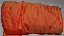 Wired Ribbon~Crinkle Autumn Orange~Fall~Halloween~Thanksgiving~Wreath~Craft~Bow