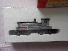 WALTHERS EMD SW1 DIESEL LOCOMOTIVE SWITCHER HO GAUGE AMTRAK POWERED DC NIB