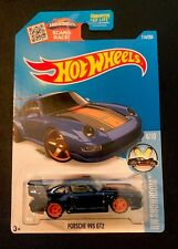 2016 Hotwheels Super Treasure Hunt Porsche 993 GT2