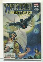 "Wolverine #3 NM ""Infinity Watch""  Marvel Comics CBX200"