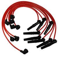 8 Pcs Spark Plug Wire Set For 1996-1999 Ford Lincoln Mercury F-150 F250 V8 4.6L