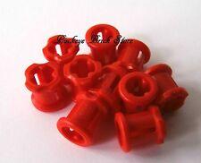 NEW Lego Technic RED BUSH BUSHING - Lot/ 10
