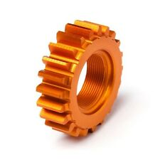 HPI Racing 106631 Threaded Pinion Gear 22Tx12mm 1M Orange Nitro 3 / RS4 3 Evo