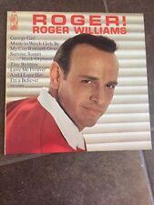 "Roger Williams  ""Roger!"" LP KL 1512"