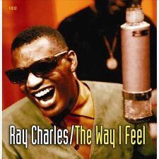 RAY CHARLES - The Way I Feel - (CD, Jan-2013, 4 Discs, Proper Box (UK))-NEW